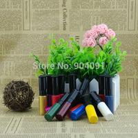 2014 NEW 5 Bottle/LOT Nail Polish&stamp polish&Neon Luminous polish nail art pen 29 color Optional 10ml More engaging 4 Seasons