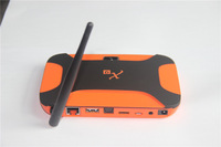 Perfect support XBMC X9 Dual system Android 4.4+WIN8 Bluetooth quad core RK3188 Cortex A9 2GB 16GB android tv box