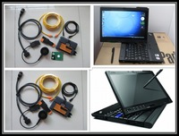 2014 Top Quality For BMW ICOM A2+B+C + ThinkPad X200T LED Touch Screen 4G CUP L9300 + latest 2014.10 D3.44+P53.5 ICOM Software