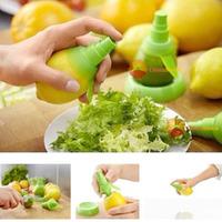 ChinaStock 2Pcs Fruit Citrus Lemon Lime Orange Stem Sprayer Juice Maker Juicer Kitchen Tool High Quality
