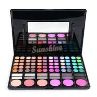 High Quality 2014 New Women profession NEW Cosmetics Eye shadow Color Makeup 78 PRO Eyeshadow PALETTE b4 SV003314