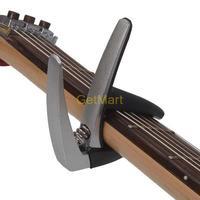 Guitar Capo.Made of Aluminium alloy Silver G7 style