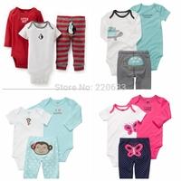 Carter Brand,new 2015,summer clothing,newborn,bebe,baby boy girl romper,baby bodysuits,long sleeve baby overall