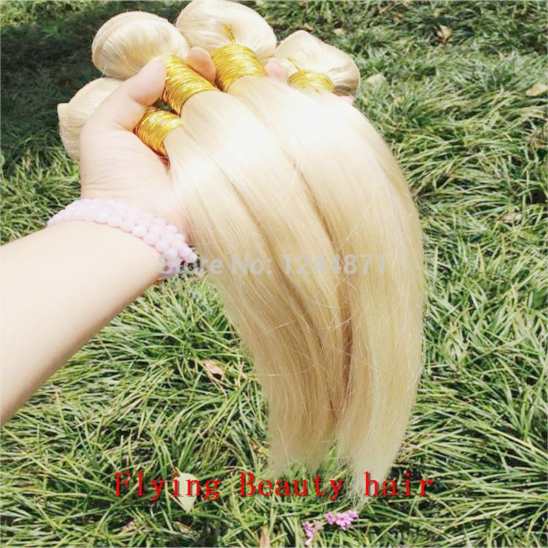 Cheap Real Human Hair Weave 33