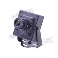 """HD 700TVL 1/3"""" PAL 3.6mm MTV Board Lens Mini CCTV Security Video FPV Color Camera  21465"""