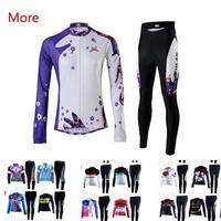 HOT Cycling Long / Cycling Clothing / Long Pants Cycling jersey women-W1