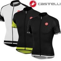 New 2014 Castelli Cycling Jersey | short Sleeve Jersey | Castelli Cycling Clothing Size:S-3XL