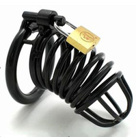 stainless steel Adult Sex Toys penis male chastity belt lock S200K50