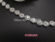 wholesale crystal rhinestone trim