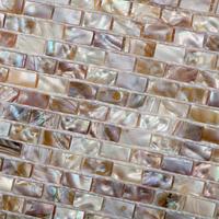 Subway kitchen backsplash mother of pearl tile brick mosaics bathroom wall ideas mirror shower floor discount shell pearl tiles