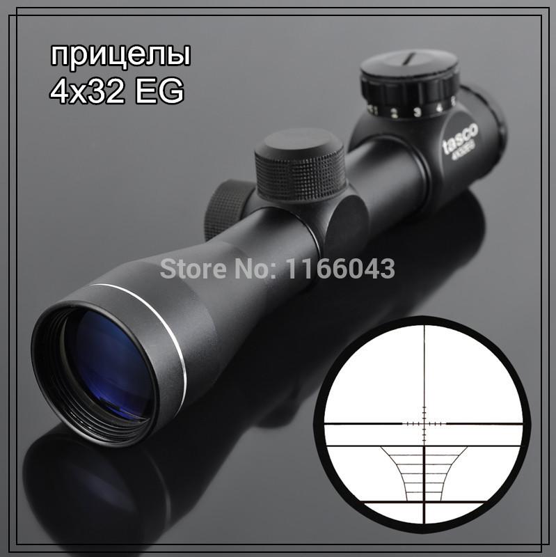 Винтовочный оптический прицел Sniper 4x32eg Airsoft \ куплю оптический прицел сс таско 10х42