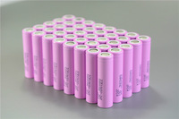 hot sale+ free shiping 4pcs/lot Original18650-26F 2600mAh Li-ion 3.7v Battery For Samsung laptop