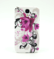 15 color option - Coloful Fashion patterned PC hard back case back cover For Samsung Galaxy S4 V i9500 Free shipping