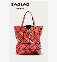 2014 ISSEY MIYAKE issey miyake women's handbag folding