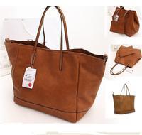 2014 Z Famous brand women handbags High Quality PU Leather handbag Euramerican women shoulder bag Shopping bag casual women bag