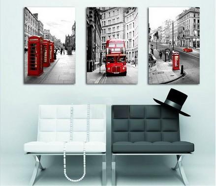 Peintures pour affiches magasin darticles promotionnels 0 for Peinture murale moderne