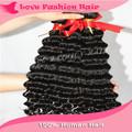 Rosa hair products brazilian deep wave virgin hair cheap brazilian hair 3 pcs lot free shipping