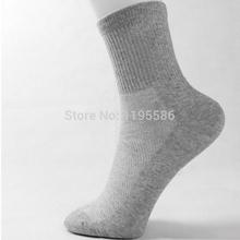 High Quality Men Athletic Socks Sport Basketball Long Cotton Socks Male Spring Summer Running Cool Soild