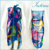 Summer Sexy Swimwear Open-Back Wrap Front Cover Up one piece brand Beach Dress Women Bikini Free Shipping