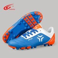 Free shipping botas de futbol tiempo futsal soccer shoes for men real madrid men indoor football boots Turf shoes