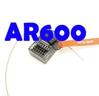 5PCS AR600 2.4GHz 6 channels  Receiver plane parkzone Eflite RC