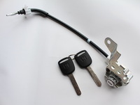 for Honda Civic (04-09 year) Left door lock cylinder with cable