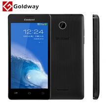 "Original Coolpad 7236 3G WCDMA Mobile Phone Quacomm MSM8212 Quad Core 4.5"" 854x480 512MB RAM 4GB ROM 3MP Smart Phone(Hong Kong)"