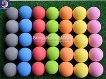orange golf ball promotion
