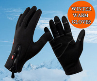 Hot sale Winter Warm Gloves Outdoor Sports Windstopper Gloves Windproof Hiking Military Bicycle Motorcycle Riding Skiing