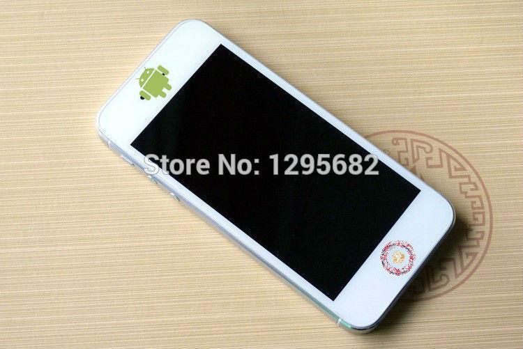 Livraison gratuite de téléphone i 5 5s de première qualité de la chine nouvelle app téléphone bon marché 5s or, usine unlockedsimfree 3g téléphone mobile