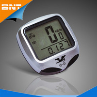 High Quality Brand New Cycling Bicycle Bike LCD Wireless Computer Odometer Speedometer With Back Light for Bike sport