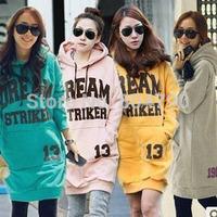 Winter sweater plus size women thicken hoodies size L,XL,2XL,3XL,4XL