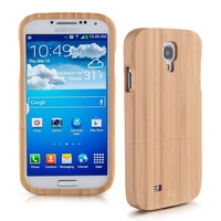 Bamboo Wood Cellphone Case Cover for Samsung Galaxy S4 I9500