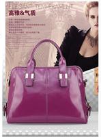 2014 new tide restoring ancient ways lady handbag leather fashion female bag leather bag