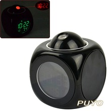 popular sound controlled projection alarm clock