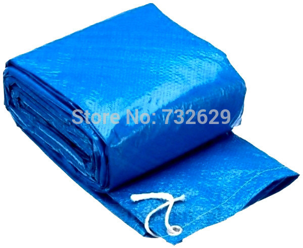 Brand NEW Intex 10 ft Above Ground Inflatable Pool Cover Metal Frame Pool Cover(China (Mainland))