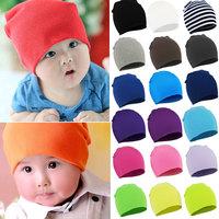 2014 Winter Newborn Baby Boy Girl Kids Toddler Infant Cotton Soft Cute Hat Cap Bonnets Beanie Accessories Photography Props