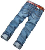 Retail Fashion New 2014 High Quality Nostalgic Blue Cotton Mens Jeans Men's Jeans Famous Brand True Jeans Support Dropshipping