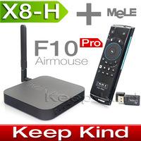 (Mele F10 Pro Airmouse Included) MINIX NEO X8-H X8H 2GB+16GB 4K Android Smart TV Box Quad Core XBMC Media Player
