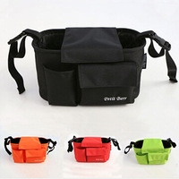 Travel Baby Diaper stroller car umbrella tricycle car mummy  tommy nappy changing bag multifunctional Mom Messenger bags