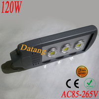 free shipping sale AC85-265V IP653year warranty 120W led street light 130-140LM/W LED led street light