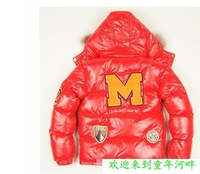 free shipping winter 2014 brand children down jacket for boys kids coat jacket ,children outerwear  MON0143