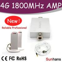 Sunhans original signal booster 1800MHz high gain 4G repeater Free Shipping (SH-DA1800-M2)