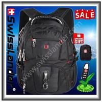Swisslander,Swiss laptop bag,15.6 notebook Backpacks,computer bags,laptop Backpack waterproof notebook backpack,w/raincover lock