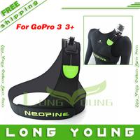 2014 new arrivel gopro chest  mount for go pro HERO3+ ERO3  HERO2  HERO1 gopro accessorie