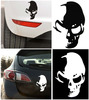 "Free Shipping,5kinds/lot,car styling,waterproof ""Skull+Baby "" car sticker for hyundai solaris ,kia rio and so on car covers"