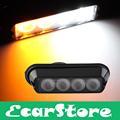 4pcs Car Front Halogen Light Headlight H7 Bulb Ultra White 55W
