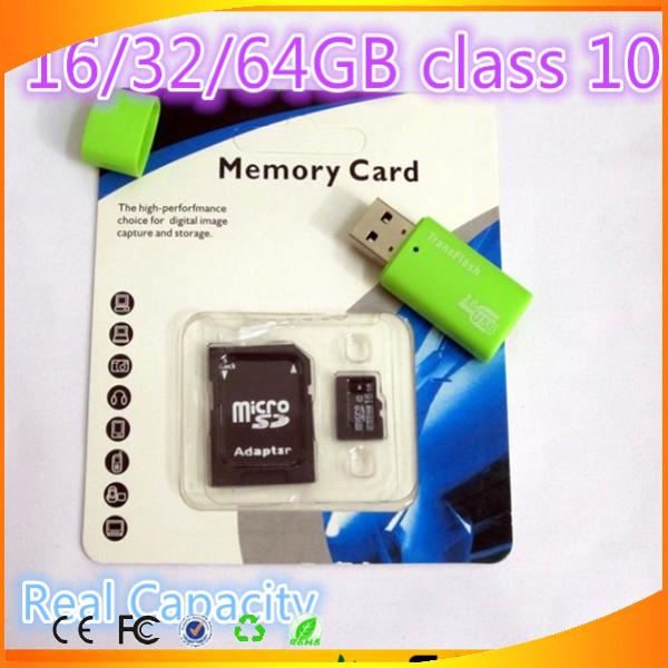 product memory card micro sd samsung class 10 for samsung galaxy s4 i9500 16GB 32GB 64GB class 10 high speed