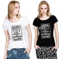 New Fashion Breaking Bad T Shirt Women Clothing Heisenberg Printed Short Sleeve Punk T-shirts Brand Tops For Women Plus Size