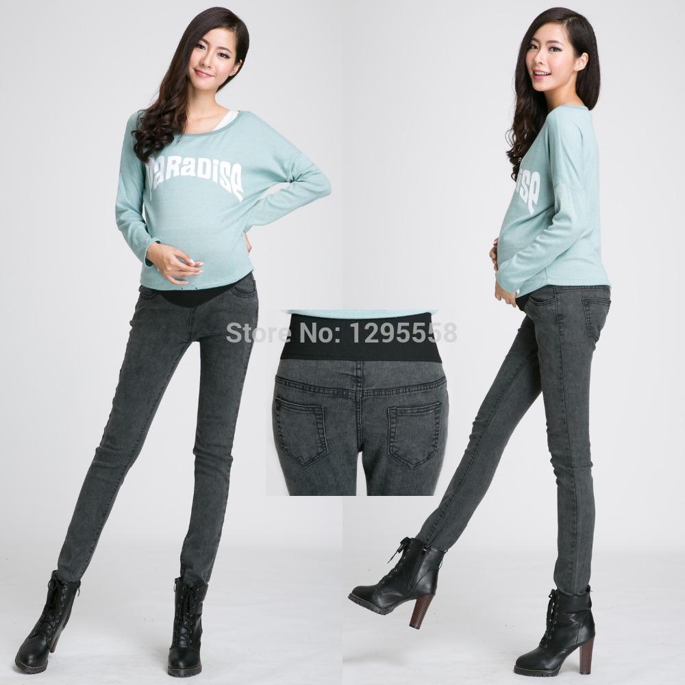 Маленькие джинсы для беременных